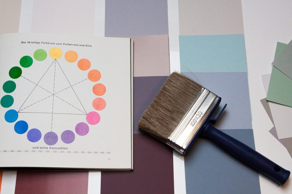 6 Perfect Paint Colours that Brighten Your Mood